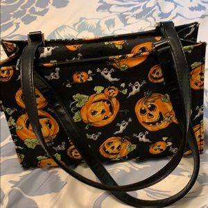 Handbags - Halloween purse